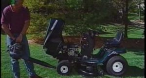 CRAFTSMAN Lawn & Garden Tractor Use and Maintenance Guide -VHS, 1999 [3 of 3]